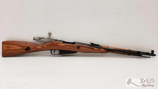 Mosin-Nagat M44 7.62mm Bolt Action Rifle