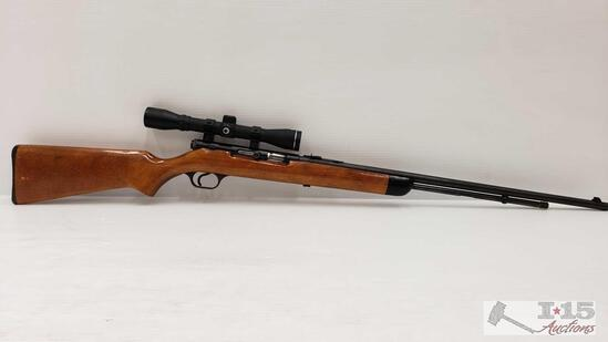Steven's/Savage 87D .22l.s.lr Semi-Auto Rifle