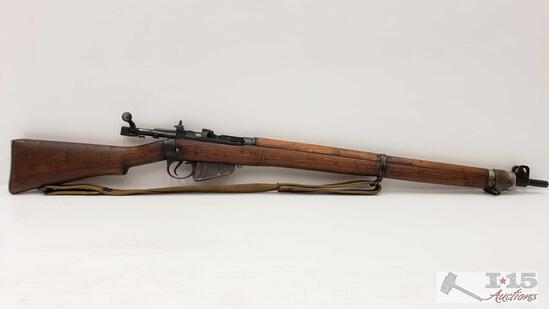 Lee-Enfield No4MKI Cal. 303 Bolt Action Rifle