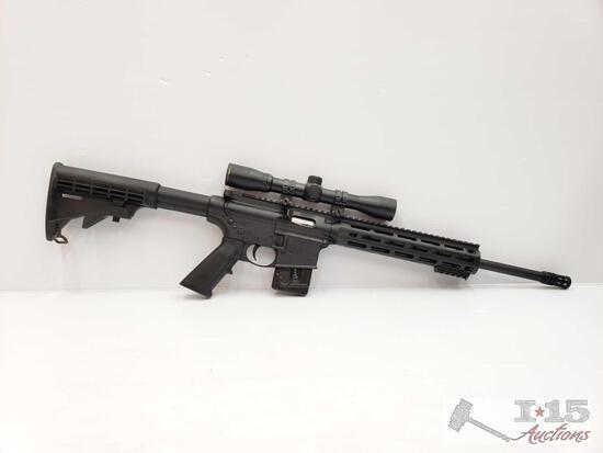 Smith & Wesson M&P 15-22 .22lr Semi Auto Rifle With Scope