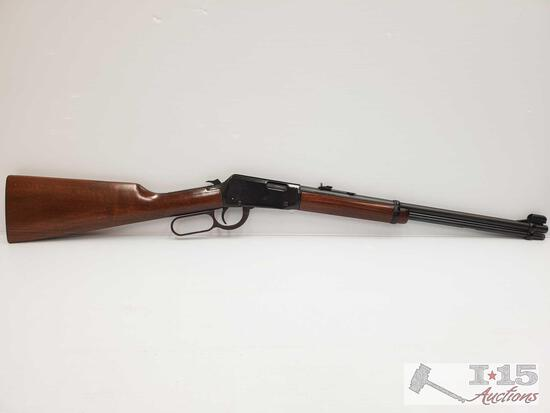 Iver Johnson Wagonmaster .22s.lr Lever Action Rifle
