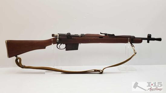 Rifle Factory Ishapore 2A 7.62mm Bolt Action Rifle
