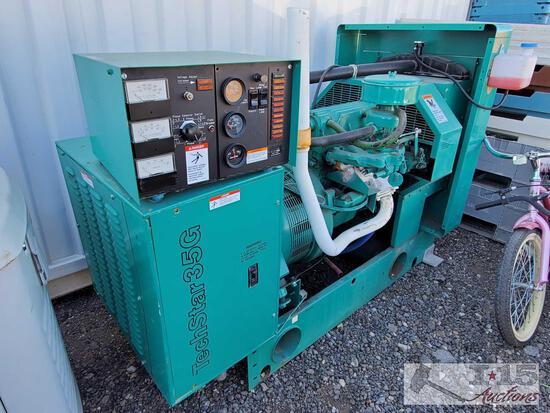 TechStar 35G Generator