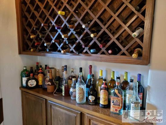 Huge Bottle Collection