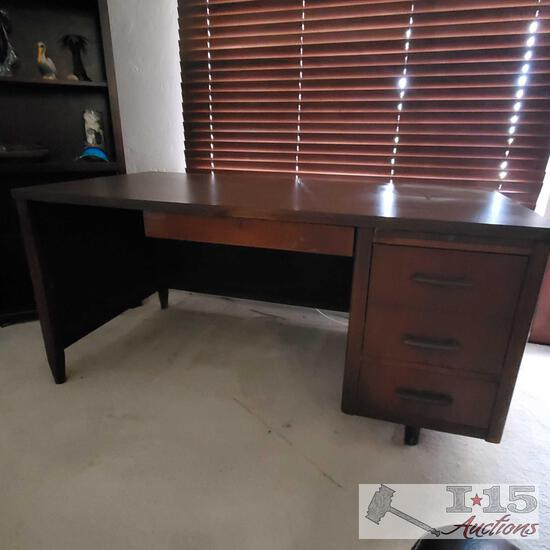 Nice Vintage Office Desk