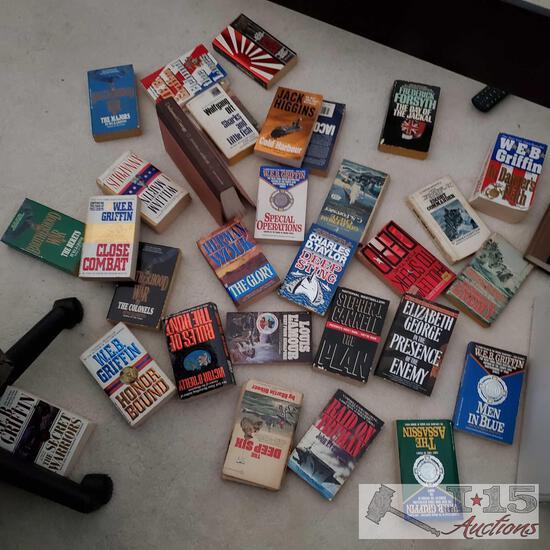Approximately 43 Novels