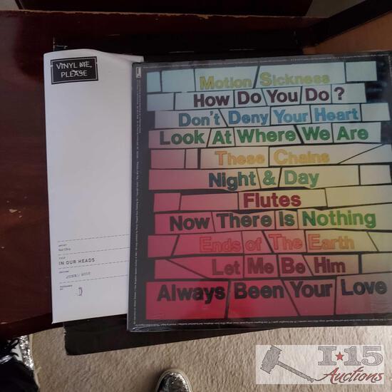 Vinyl Me Record