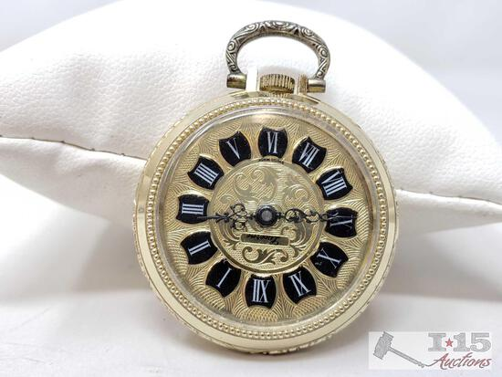 Lucerne Pocket Watch Does tick