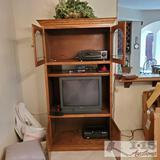 Entertainmeant Center, ProDcan TV, Kenwood Receiver, and More!