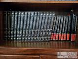Britannica Medical Books and Comptons Science Annual and Yearbook
