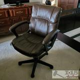Brown Office Chair in Great Condition
