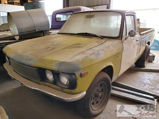 1972 Chevy Luv with Small Block