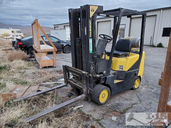 Daewoo GC255-3 Fork Lift