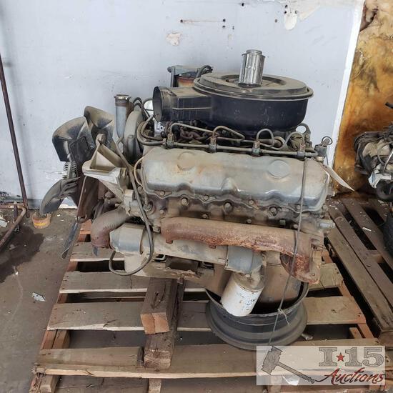 International Harvester 6.9 L Diesel Engine
