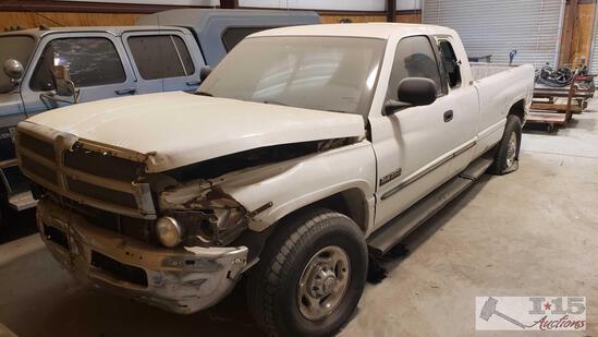 2001 Dodge Ram 2500 Diesel