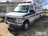 1999 Ford Econoline Ambulance