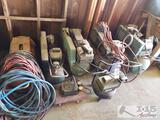 7 Air Compressors and Air Hoses