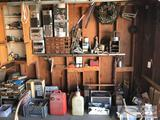 Hand Saws, Cables, Stereo Equipment, Gas Cans, Electrical Hardware, Car washing tools, Wheel Chalks