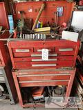 2 Tool Boxes Full of Tools