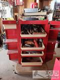 Waterloo Tool Box on Dolly, Full of Tools