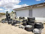 Approx. 100 different wheels and tires