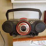 Sony G PDW Power Drive Woofer Radio