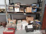 Huge lot of records