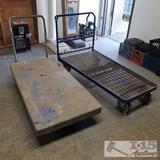 2 push carts