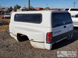 1994-2002 Dodge Ram 3500 Dually Bed with Shell