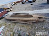 Pallet of Misc. Wood