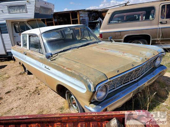 1964 Ford Falcon Ranchero Custom