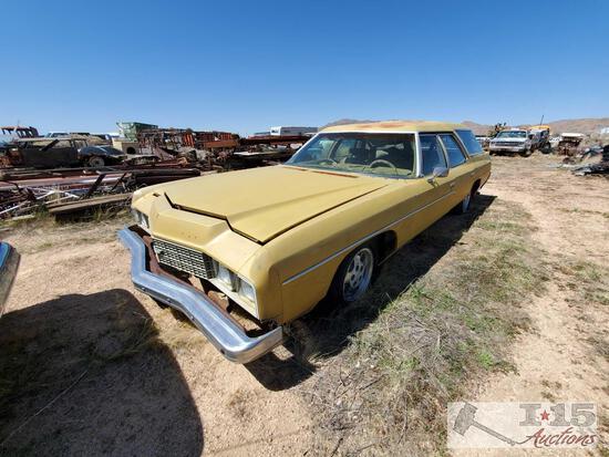 1973 Chevrolet Kingswood Wagon