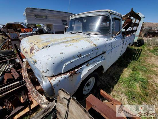 1959 Ford Pickup Truck