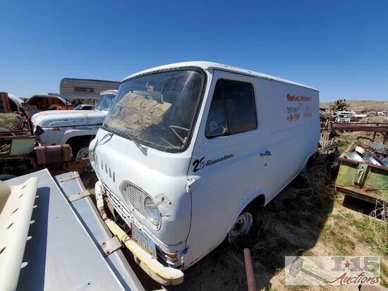 1963 Ford Econoline Van E144