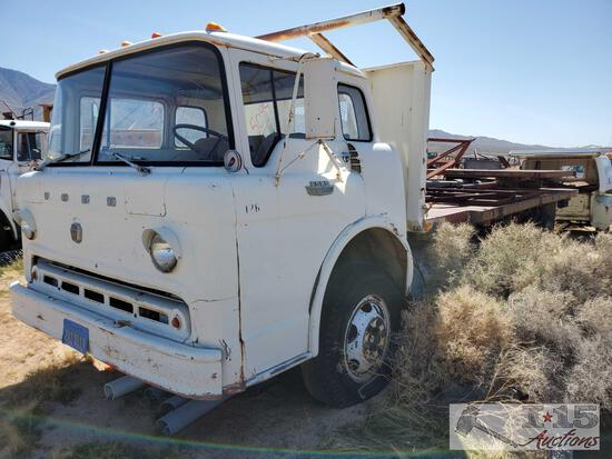 1967 Ford Flat Bed