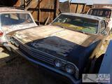 1967 Chevrolet CHEVELLE Malibu 2 Door Sport Coupe Manufactured in Fremont California