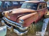1954 Chevy 4 Door Wagon