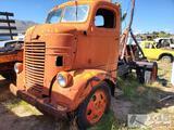 1944 Dodge COE 1 1/2 Ton Tow Truck