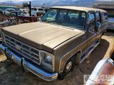 1979 Chevy Silverado 3/4 Ton Suburban with 454