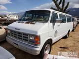 1990 Dodge Ram Wagon Van