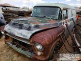 1956 Chevrolet Panel Truck