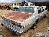 1978 Chevy Impala 4 Door