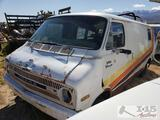 1972 Dodge Tradesman 100 B10 Van