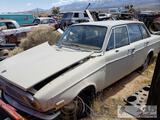 1966-74 Volvo 144 Sedan