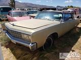 1966 Chrysler Imperial Crown 4 Door Hardtop