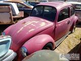 1971 VW Beetle Bug