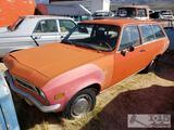 1972 Opel 1900 2 Door Wagon