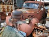 1939-47 Dodge Stepside Truck
