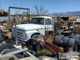 1965 Ford F-350 Truck (Key in ignition)