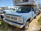 1972 Dodge D200